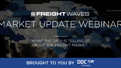 Photo of January Market Update Webinar: What the Data Is Telling Us About the Freight Market