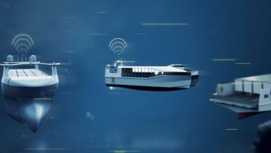 Photo of By land or sea? Massterly sees autonomous vessels competing with trucks