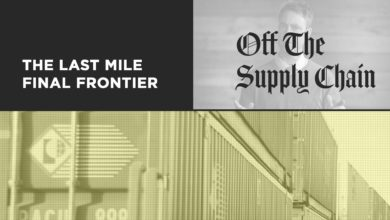Photo of Off the Supply Chain: The Last Mile Final Frontier