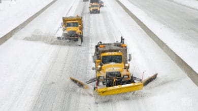 Photo of Wintry weather disrupting transportation in Northeast U.S.