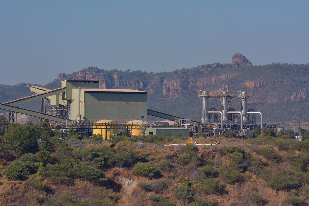 Pictured: the Ranger uranium mine in the Northern Territory, Australia. Photo: Shutterstock.