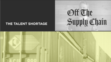 Photo of Off the Supply Chain: The talent shortage