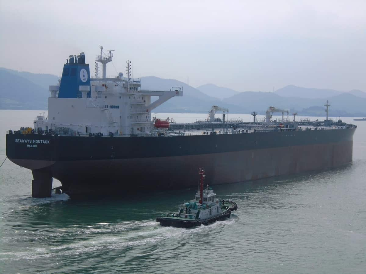 INSW-owned tanker Seaways Montauk