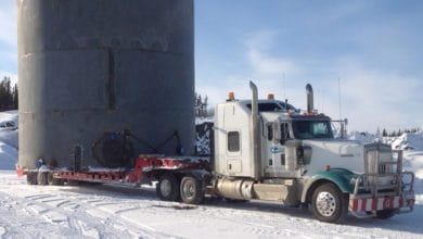 Photo of Debt, losses sink indigenous-owned Canadian carrier featured on 'Ice Road Truckers'