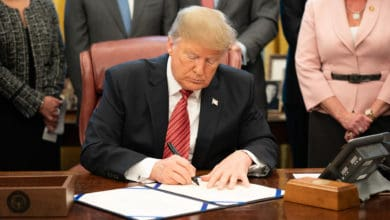 Photo of Trump to sign off on 2020 transportation spending bill