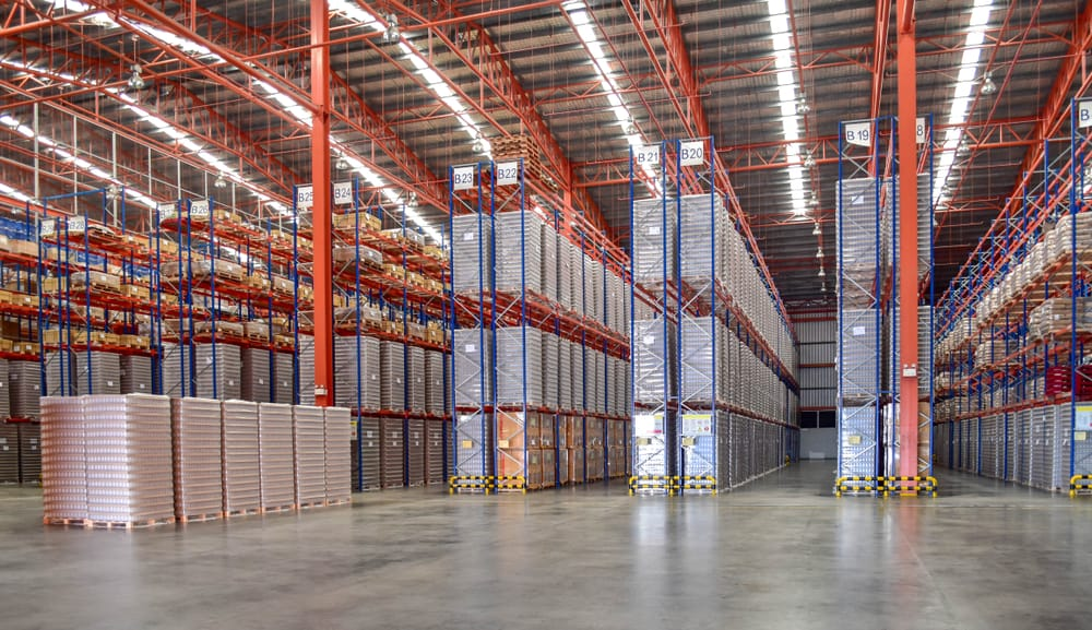 Locix leverages data to provide spatial and contextual awareness to warehouses (Photo: Shutterstock)