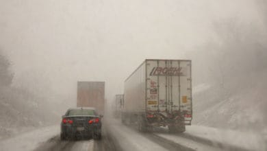 Equipping truckers to navigate harsh winter conditions (Photo: Shutterstock)