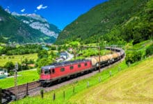 The European Green Deal and what it means for its rail freight industry (Photo: Shutterstock)
