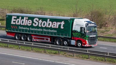 Eddie Stobart resurfaces with a £55 million rescue deal saving 6,500 jobs (Photo: Shutterstock)