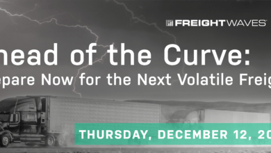 Photo of Get Ahead of the Curve: How to Prepare Now for the Next Volatile Freight Cycle