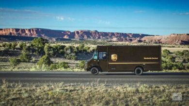 Photo of UPS testing of telematics tools draws ire of union dissident group