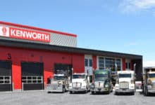 Kenworth dealership