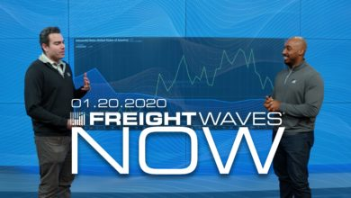 Photo of FreightWaves NOW: Finding opportunities in a flat market