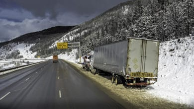 Photo of Avoiding logistics breakdowns by winter-proofing hauling operations