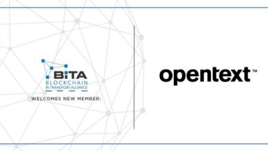Photo of OpenText joins the Blockchain in Transport Alliance