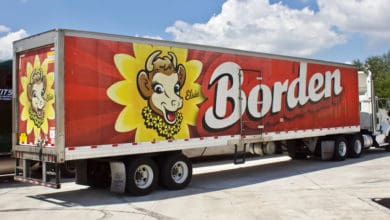 Photo of Borden Dairy files for bankruptcy protection
