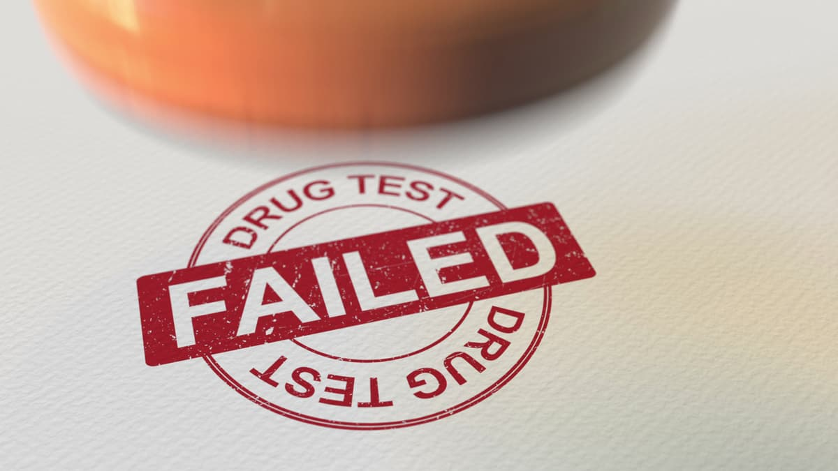 More test failures likely to show up in Drug and Alcohol Clearinghouse. (Photo credit: Shutterstock)