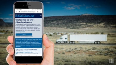 Photo of FMCSA gives troubleshooting advice for Drug & Alcohol Clearinghouse