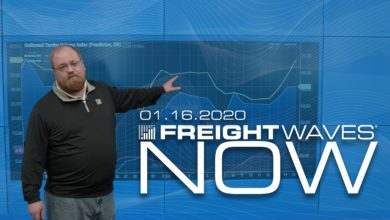 Photo of FreightWaves NOW: A closer look at the Weighted Rejection Index