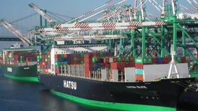 Photo of Shippers get boxes rolled on strong spot ocean freight rates