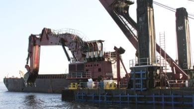 Photo of Delaware River deepening nears long-awaited completion