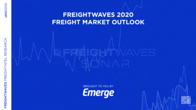 Photo of White Paper: FreightWaves 2020 Freight Market Outlook (with video)