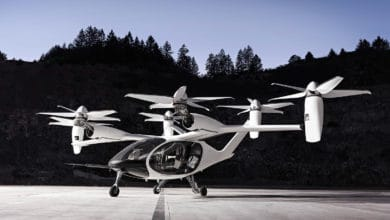 Joby Aviation's Aircraft in Santa Cruz, CA (Photo: Joby Aviation)