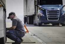 Leveraging data to lower expenses of roadside assistance services (Photo: Jim Allen/FreightWaves)