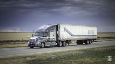 Photo of Truckload down, Dedicated up in Marten's fourth quarter
