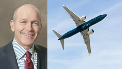 Photo of New Boeing CEO tries to contain 737 MAX crisis