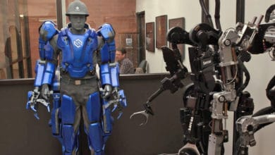 Photo of Exoskeleton could give Delta Cargo workers superhuman strength  (with video)