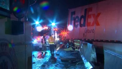 Photo of Police probe deadly 'chain reaction' crash of trucks, bus on PA Turnpike