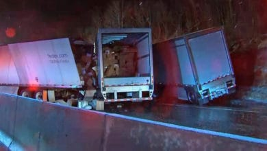 Photo of UPS identifies drivers killed in Pennsylvania Turnpike crash