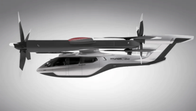 Uber partners with Hyundai for developing flying taxis (Photo: Hyundai)
