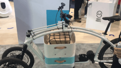 Photo of CES 2020: Last-mile delivery photo gallery (with video)