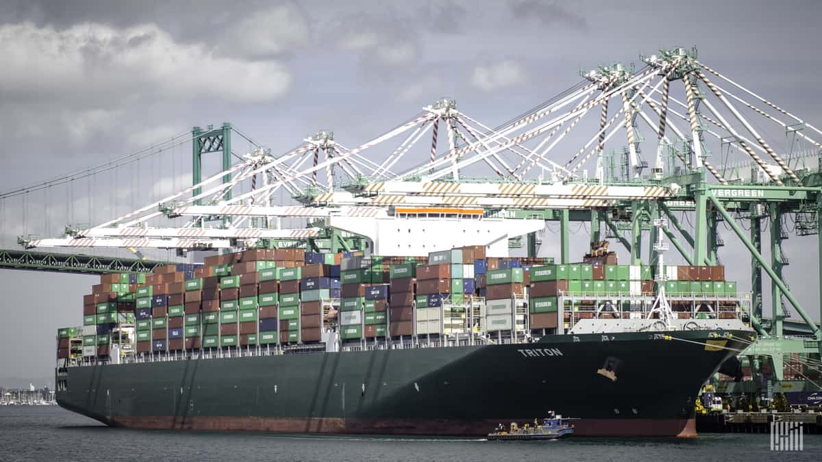 Shipper-owned containers bring much-needed flexibility to maritime shipping (Photo: Jim Allen/FreightWaves)