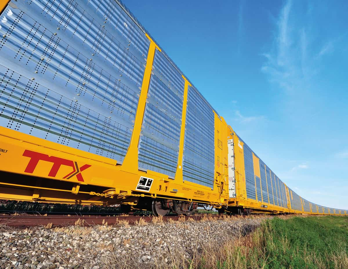 Commentary: TTX pool railcars increase intermodal efficiency ...