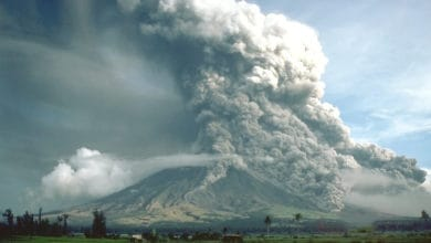 Photo of Volcanic eruption shuts down transportation in the Philippines