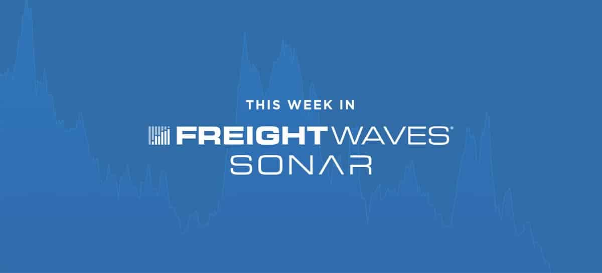 This week in SONAR: improved navigation and robust macroeconomic data
