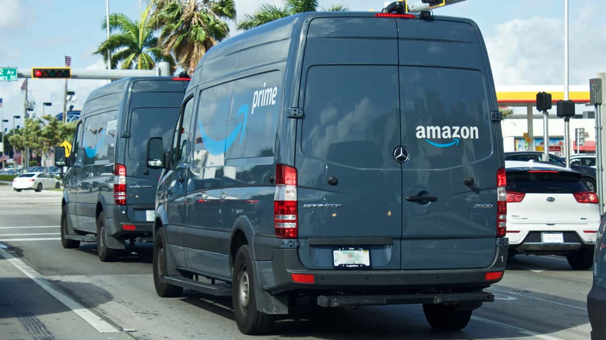 Last-mile delivery growth will increase carbon emissions by 30% by 2030 (Photo: Shutterstock)