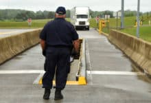 CVSA Roadcheck inspection