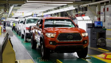Photo of Toyota details logistics plan for Tacoma plant in Guanajuato