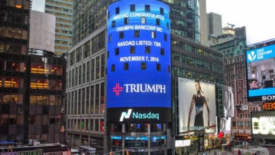 Photo of Triumph beats earnings estimates, quintuples carrier payments business (with video)