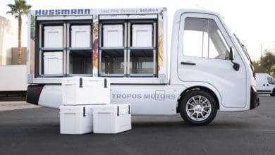 Photo of Today's Pickup: Panasonic joins Tropos Motors for connected last-mile solution