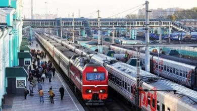 Photo of US imposes sanctions on Russian railroad operator