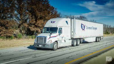 Photo of Covenant Transportation sees 'difficult operating environment' in fourth quarter