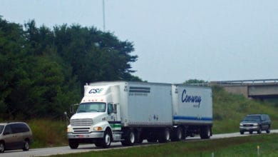 Photo of Online Haul of Fame: Con-way Freight