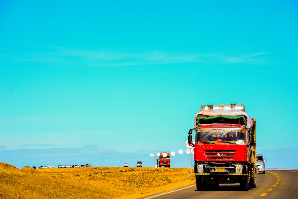 Indian logistics sector in times of the Amazon effect and disruptive structural reforms (Photo: Shutterstock)