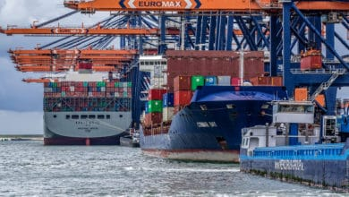Photo of Asia-Europe container rates fall amid coronavirus threat