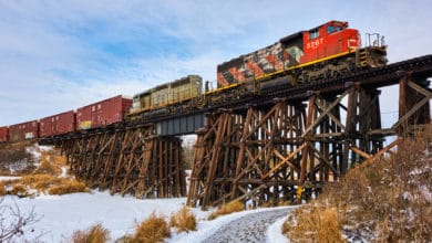 Photo of Canada invests in rail infrastructure in energy-producing Alberta